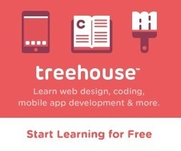 Treehouse Review - Learn Coding, Web Design and Development | Web Design & Development | SEO, PHP, Wordpress & CMS Tutorials | Scoop.it