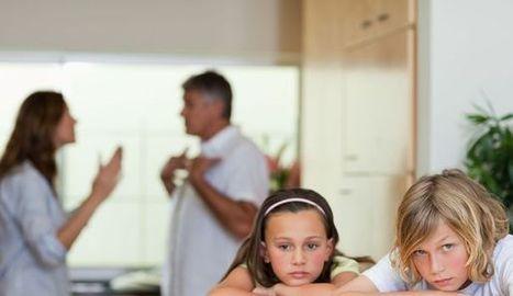Comment croire à l'amour quand on est enfant du divorce? | Familles recomposées | Scoop.it