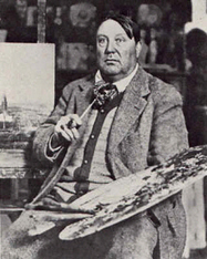 4 avril 1876 naissance de Maurice de Vlaminck | Racines de l'Art | Scoop.it