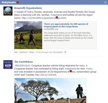 Four Facebook Status Functions Your Nonprofit May Not Know About | Social Media for nonprofits | Scoop.it