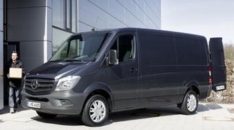 Mercedes-Benz trae la nueva Sprinter tras seis años | Areavan | Scoop.it