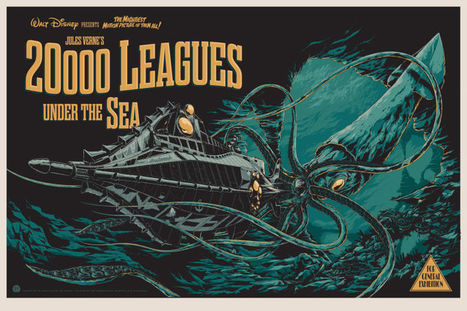 Two X-Men Directors Are Making Dueling 20,000 Leagues Under the Sea Movies | iMOVIEi - MOVIES ・LOCATIONS・BUSINESSES・PEOPLE | Scoop.it