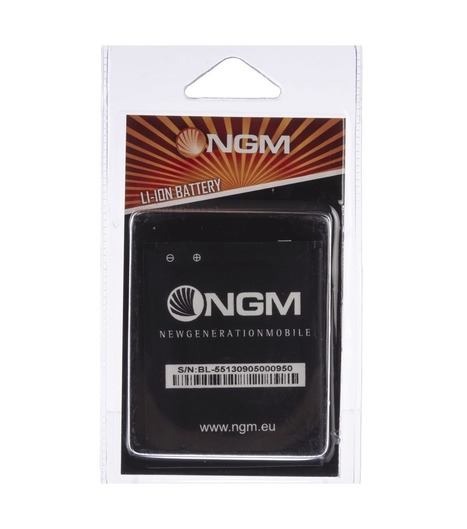 NGM – New Generation Mobile | Batteria 900mAh per Premier e Prestige [BL-PR] | NGM - Solutions | Scoop.it