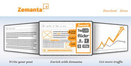 Zemanta: Te ayuda a escribir tu post de cada día | Marketing de atraccion | Scoop.it