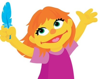 Why Sesame Street's Autistic Muppet Is a Game-Changer | 21st C Learning | Scoop.it
