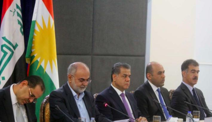 Le KRG demande l'assistance de la communauté internationale pour déminer le Kurdistan   Le Kurdistan après le génocide   Scoop.it