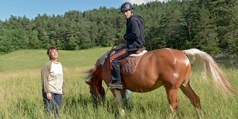 Le cheval pour réveiller son cerveau - Paris Match | Equidés | Scoop.it