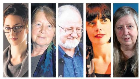 Poetry Now shortlist announced - Four women and one man will vie for this year's €2,000 best Irish collection priz | The Irish Literary Times | Scoop.it