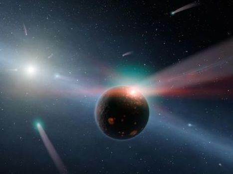 Un cataclismo, tras el origen de la vida en la Tierra | Un cataclismo, tras el origen de la vida en la Tierra | Scoop.it