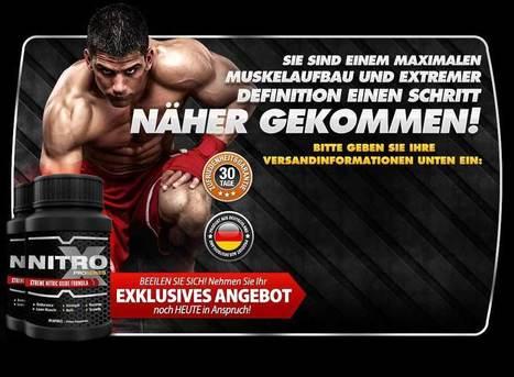 Nitro X Pro Bewertung – Holen Maximum aus Ihrem Training und fühle mich stark! | Body Building | Scoop.it