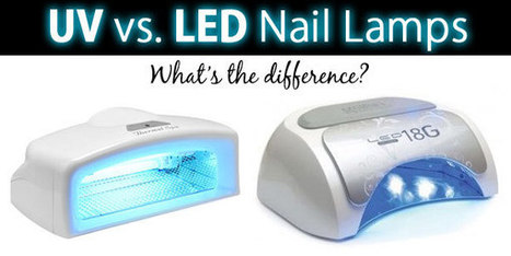 Dissimilarity between UV and LED Gel Lamps | LED | Scoop.it