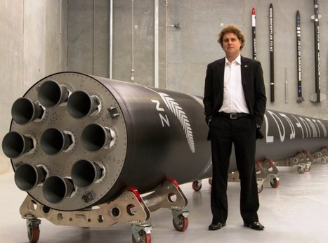 Rocket Lab: the Electron, the Rutherford, and why Peter Beck started it in the first place | Space business and exploration | Scoop.it