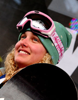 Acidente tira a favorita do Snowboarder X da disputa | esportes | Scoop.it