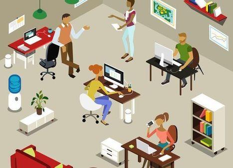 Les espaces ouverts ou la crise de l'intimité au bureau - Actualité RH, Ressources Humaines | bien-être au travail | Scoop.it