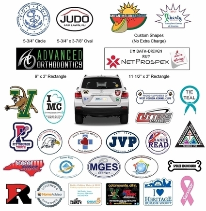 Custom Car Bumper Magnets - Best and Cheapest Form of Advertising | Custom Car Bumpers Magnets, Decals & Stickers | Scoop.it