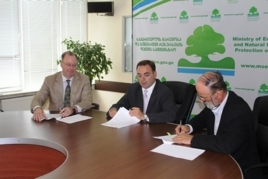 CNF Partners with the U.S. Department of the Interior | Saving the Wild: Nature Conservation in the Caucasus | Scoop.it