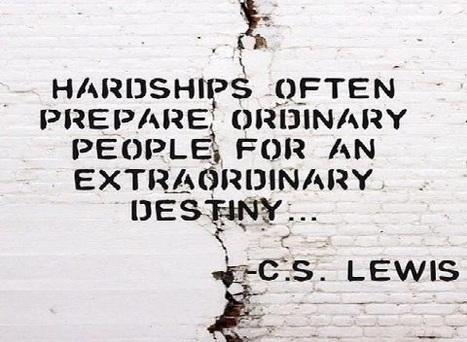 Will Hardship Make Us or Break Us? | 3 Bald Guys | Interesting Topics To Read | Scoop.it