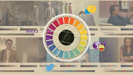 How to create a color story | Medium | Digital Brand Marketing | Scoop.it