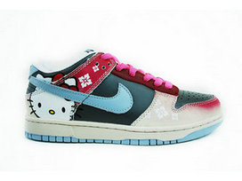 Hello Kitty Cartoon Shoes Cute Nike Dunks Low [hello-kitty-shoes-1008] - $76.00 : DC Comic Dunks ,Marvel Comic Dunks, Superhero Nike Dunks Shoes ,Superman ,Batman ,Spiderman,Captain America Nikes | Hello Kitty Nike Dunks | Scoop.it