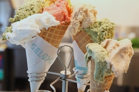 Gelupo - London's finest ice cream and gelato | Italy in London | Scoop.it