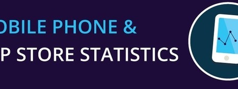Interesting Smartphone App Store Statistics [Infographic] - BlogMost | Technology | Scoop.it