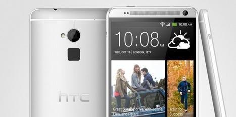 Le One Max, la phablette qui sauvera HTC ? - Challenges | HTC One Max | Scoop.it