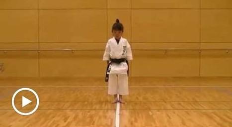 Meet Mahiro, The 7-Year-Old Blackbelt - Digg   Ronin Bujutsu Kai   Scoop.it