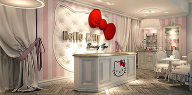 Hello Kitty Beauty Spa | amazing and funny | Scoop.it