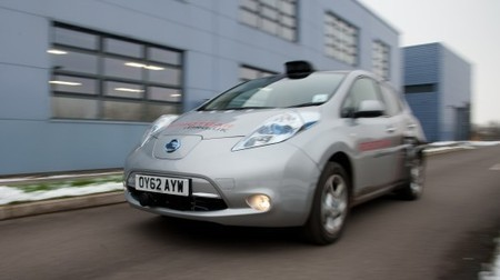 Driverless cars to hit UK roads next year | Amazing Science | Scoop.it