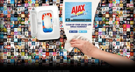 Ajax Social Wipes: clean up your social life single-handely | Time to Learn | Scoop.it