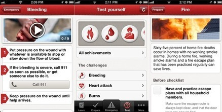 FIRST AID APP FOR ANDROID   APPS KINGDOM eDIGEST   Scoop.it