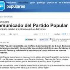 La magnífica gestión de Bárcenas | Partido Popular, una visión crítica | Scoop.it