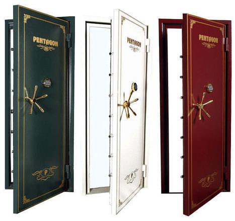 Vault Doors by Sportsman Vault Door Co. | Vault Doors | Scoop.it