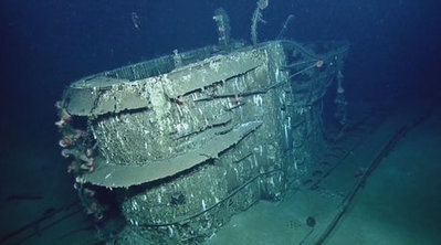 Gulf shipwrecks are ghostly reminders of Nazis off Texas coast - KHOU | DiverSync | Scoop.it