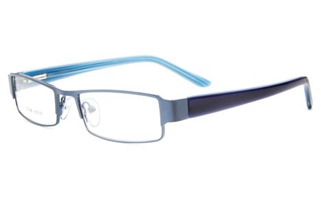 S.Blue OD608 Full Rim Rectangle Glasse | anninobi | Scoop.it