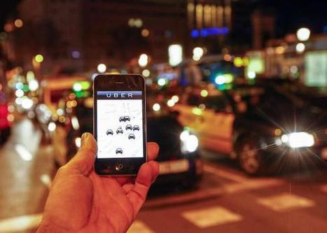 New York City Has More Uber Cars Than Taxis | Bronx News | Scoop.it