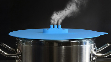 Watch This Tiny Ship Steam Its Way Across a Boiling Pot | Inspired By Design | Scoop.it