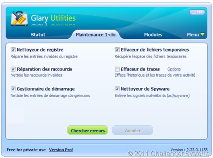 "Glary Utilities 2.48.0.1568   Veille Techno et Informatique ""AutreMent""   Scoop.it"