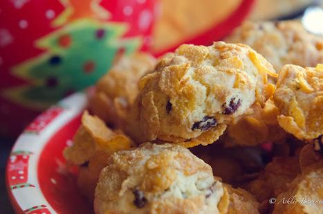 Cornflake Cookies - Biscotti ai Cereali | Health and Fitness | Scoop.it