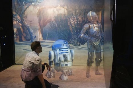 Inside Industrial Light & Magic's secret Star Wars VR lab | The Future of Audiovisual Storytelling | Scoop.it