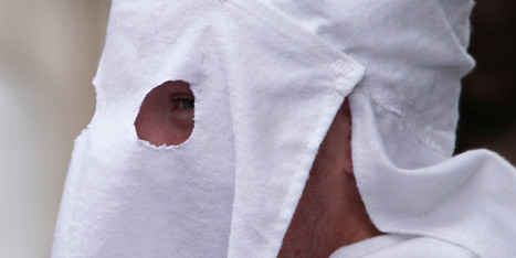 The KKK Is Handing Out Candy To Try And Recruit New Members | Criminology and Economic Theory | Scoop.it