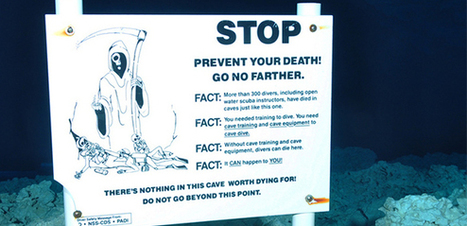 How recent cave diving deaths in Florida can make all of us better divers - Jupiter Dive Center | All about water, the oceans, environmental issues | Scoop.it