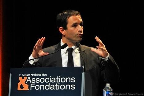 Benoît Hamon dévoile quelques mesures de la loi ESS pour le développement de la vie associative | CPCA | VIe Associative: actualités - Informations | Scoop.it