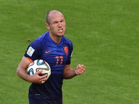 Arjen Robben: Hemos dado un paso muy importante al sumar seis puntos - Mundial Brasil 2014 | RPP NOTICIAS | MUNDIAL 2014 | Scoop.it