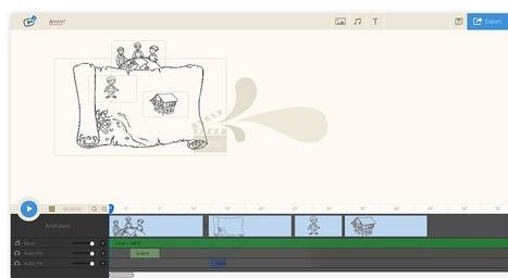 Explee : Animated videos made easy | Cabinet de curiosités numériques | Scoop.it
