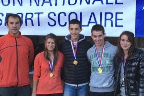 Sport scolaire : qualifiés pour le championnat de France - ladepeche.fr | Revue de presse Immaculée Conception ESPALION | Scoop.it