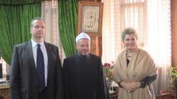 Grand Mufti and UNESCO meet in Cairo | Égypt-actus | Scoop.it