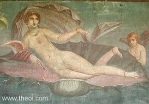 APHRODITE : Greek Goddess of Love & Beauty | Mythology, w/ pictures | Roman Venus | Ancient Leadership | Scoop.it