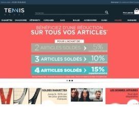 Consultez les réductions Tennis-Achat. A découvrir sur | coupon reduc | Scoop.it