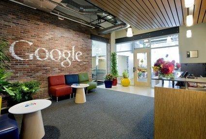 Les locaux de Google sortent de l'ordinaire pour le bien être des employés | Nouveaux lieux, nouveaux apprentissages | Scoop.it